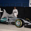 The Mercedes W06 Launch