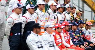 Race Day At Interlagos