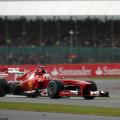 A Wet Start At Silverstone