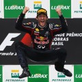 Webber Wins At Last