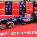 Toro Rosso launch the STR8
