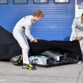 Mercedes Unveil The W05