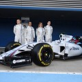 Meet The New Williams FW37