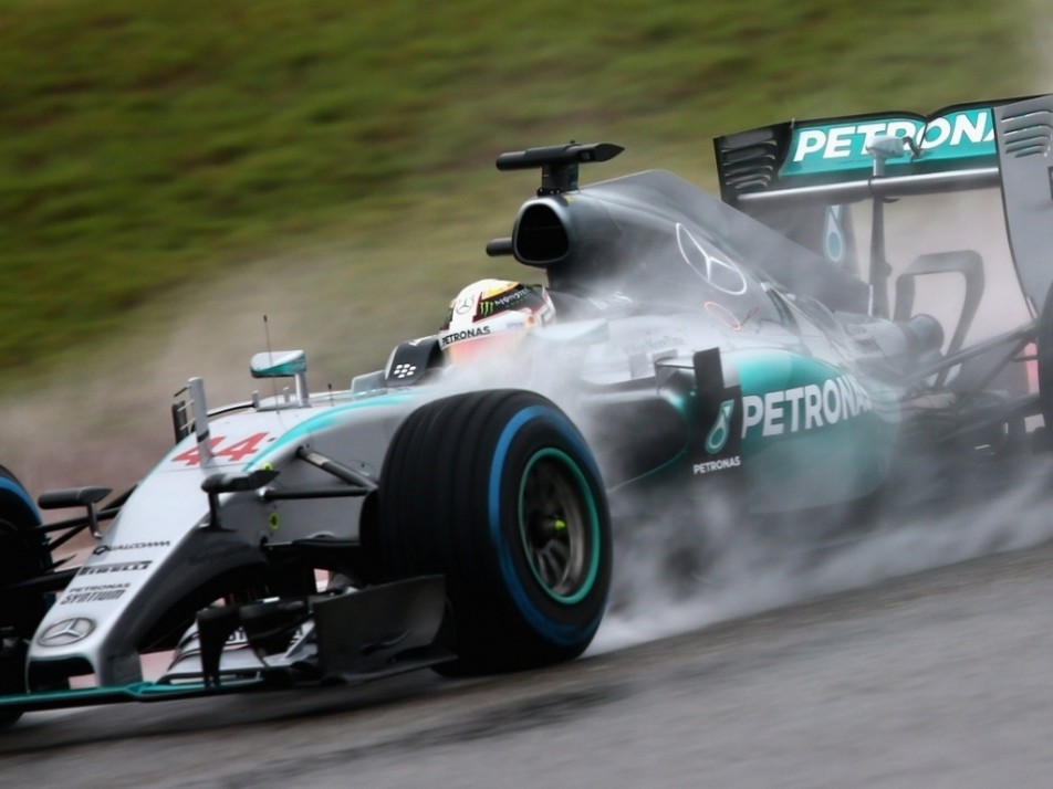 With Ricciardo P3