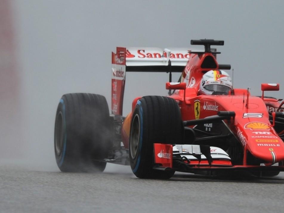 Vettel showed good pace