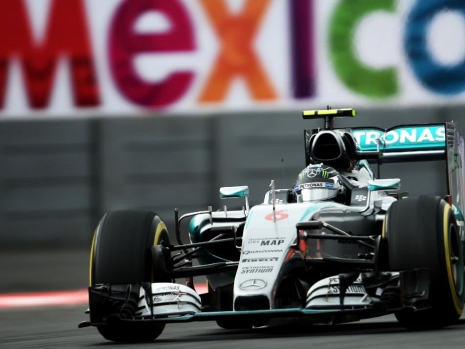 A P1 in FP3 for Rosberg