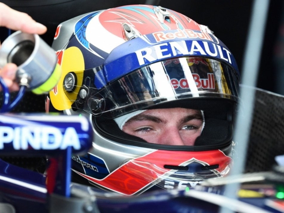 Max Verstappen is good to go