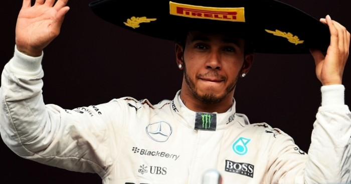 11d947aee263a Lewis Hamilton has played down his decision to question Mercedes  switch to  a two-stop strategy midway through the Mexican GP