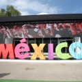 Race Day In Mexico