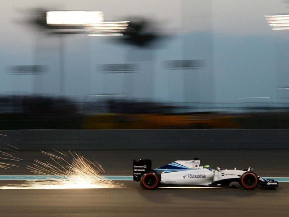 Sparky, sparky Felipe Massa