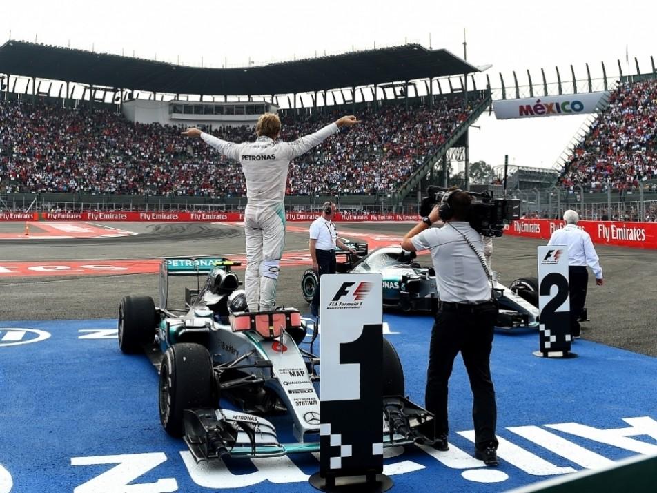 Rosberg: 2015 Mexican GP winner
