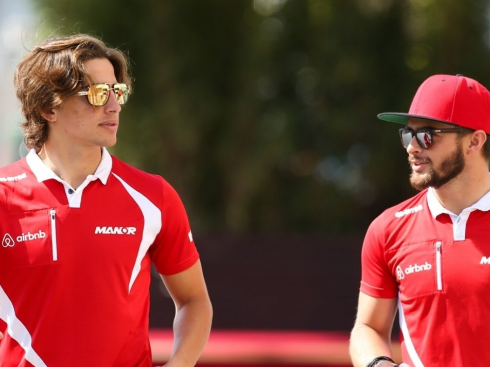Merhi rejoins Manor and Stevens for the final race weekend