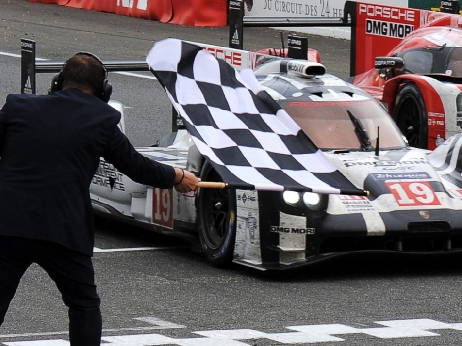 It may not be F1 but it was a crowning moment for Nico Hulkenberg when he won the Le Mans 24 Hours