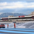 Pirelli Test: Splashing Around