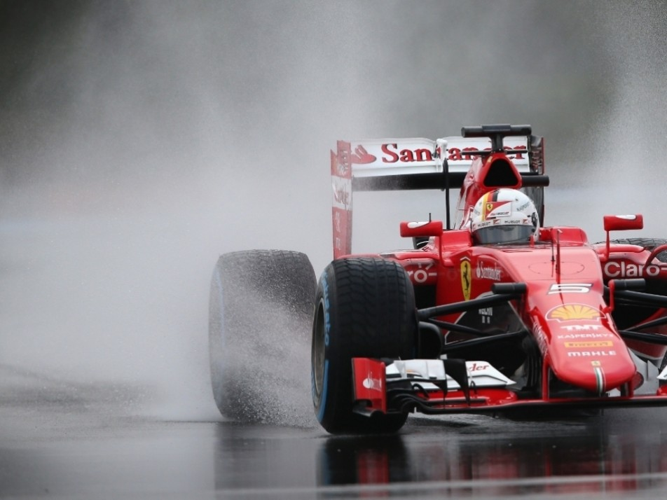 It was a blind test for the teams who had no info about the tyres