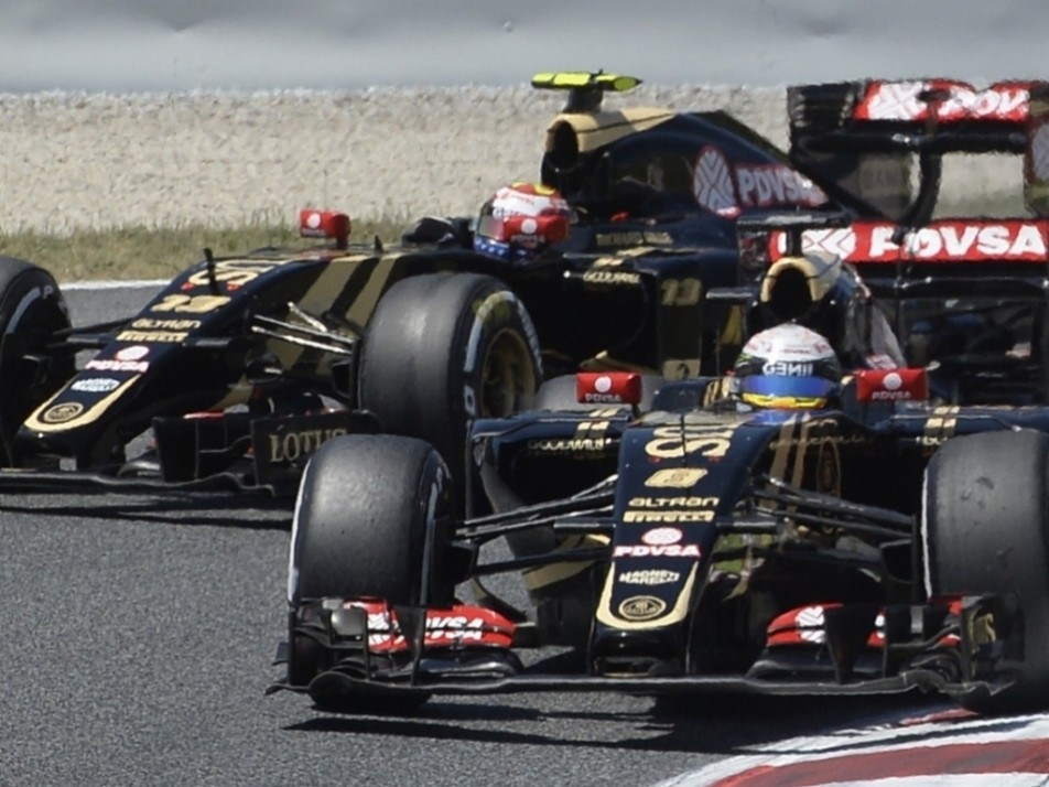 2015 Spanish GP: Crashed into Romain Grosjean committing the cardinal sin of taking his team-mate out...