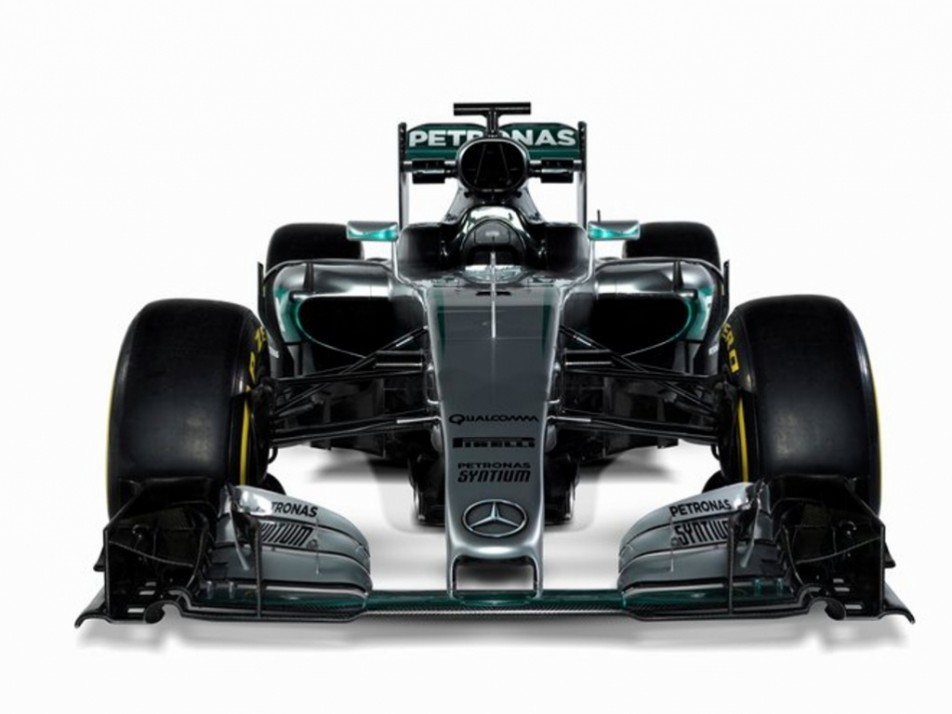 Paddy Lowe says the car addresses the W06's weaknesses