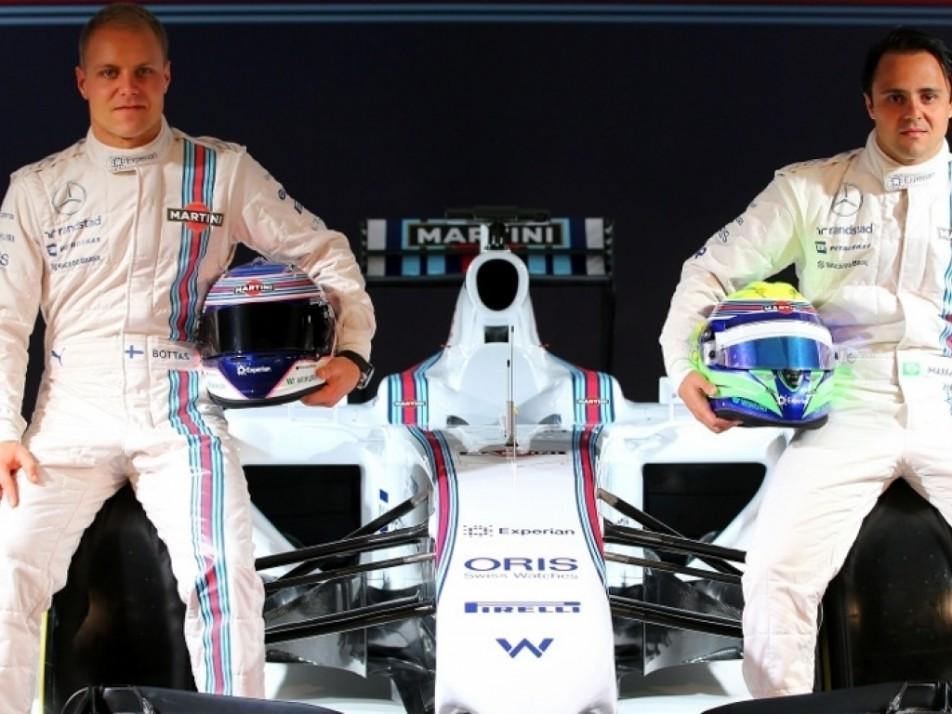 Valtteri Bottas, Felipe Massa.