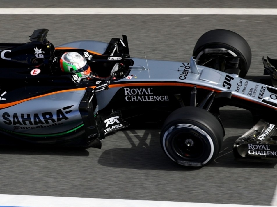 Celis was handed the VJM09 on Day One