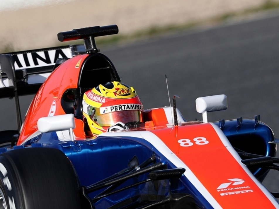 Up close with new Manor signing Rio Haryanto