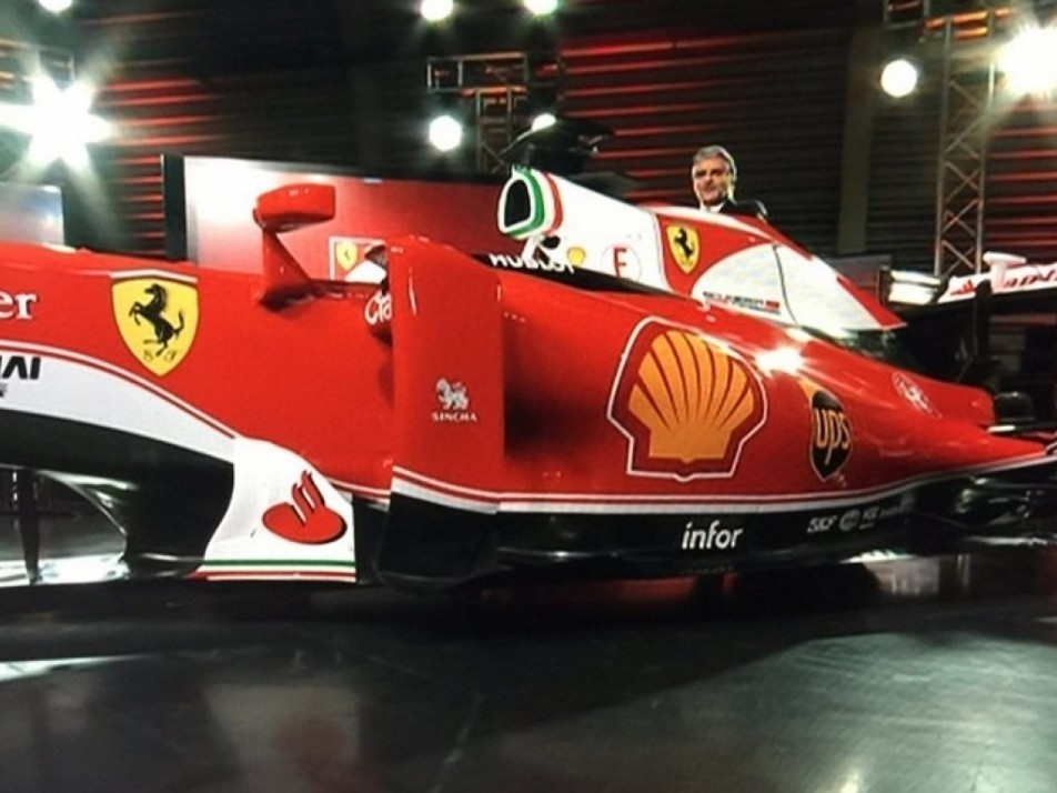 Ferrari SF16-H Launch