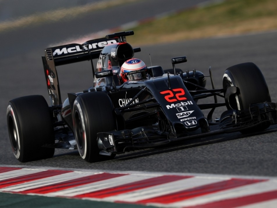 More laps for Button and McLaren