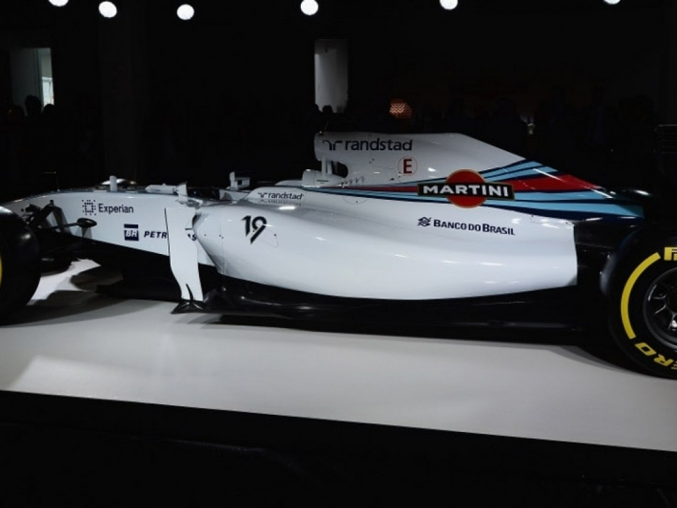 FW38 Left Side View