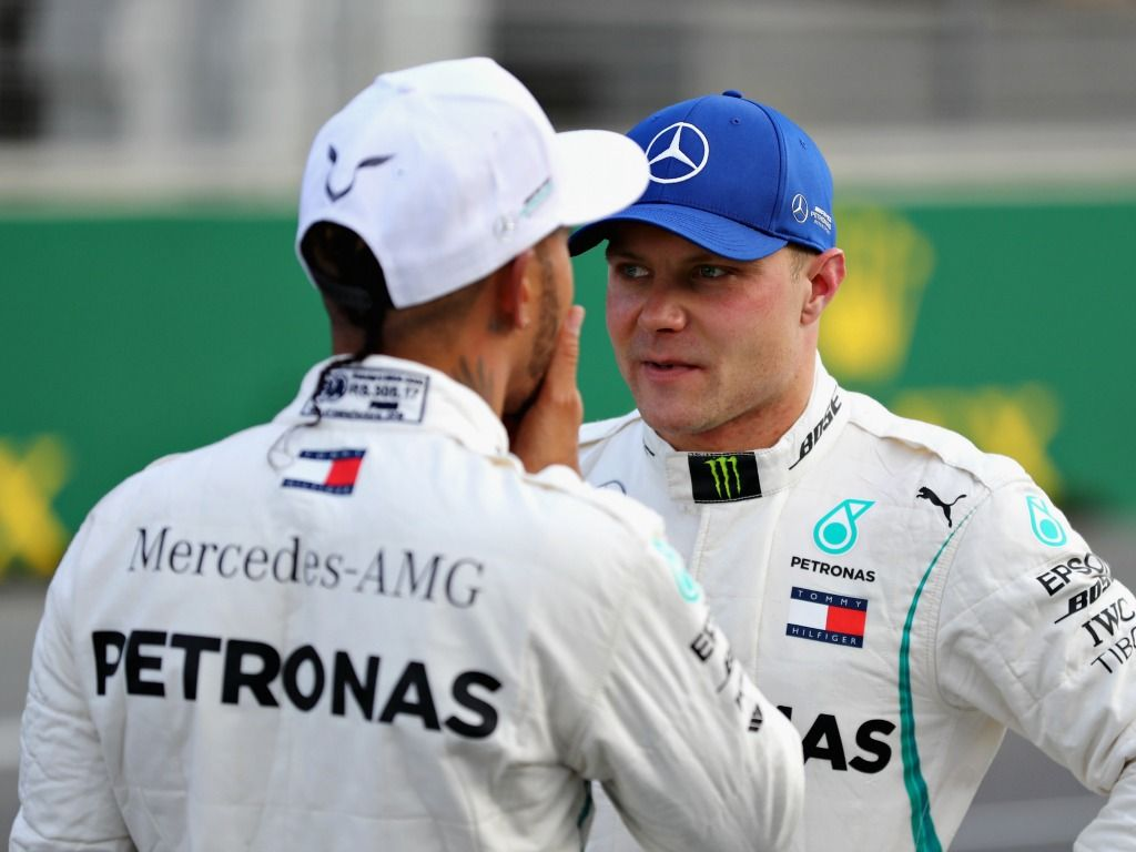 hamilton happy with bottas as his team mate planetf1. Black Bedroom Furniture Sets. Home Design Ideas